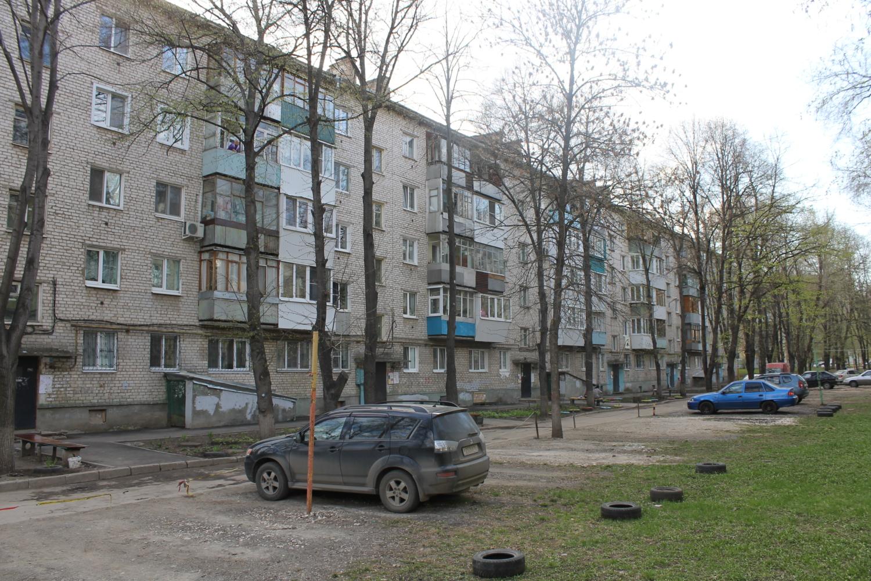 улица Свободы, дом 12 на карте Воронежа